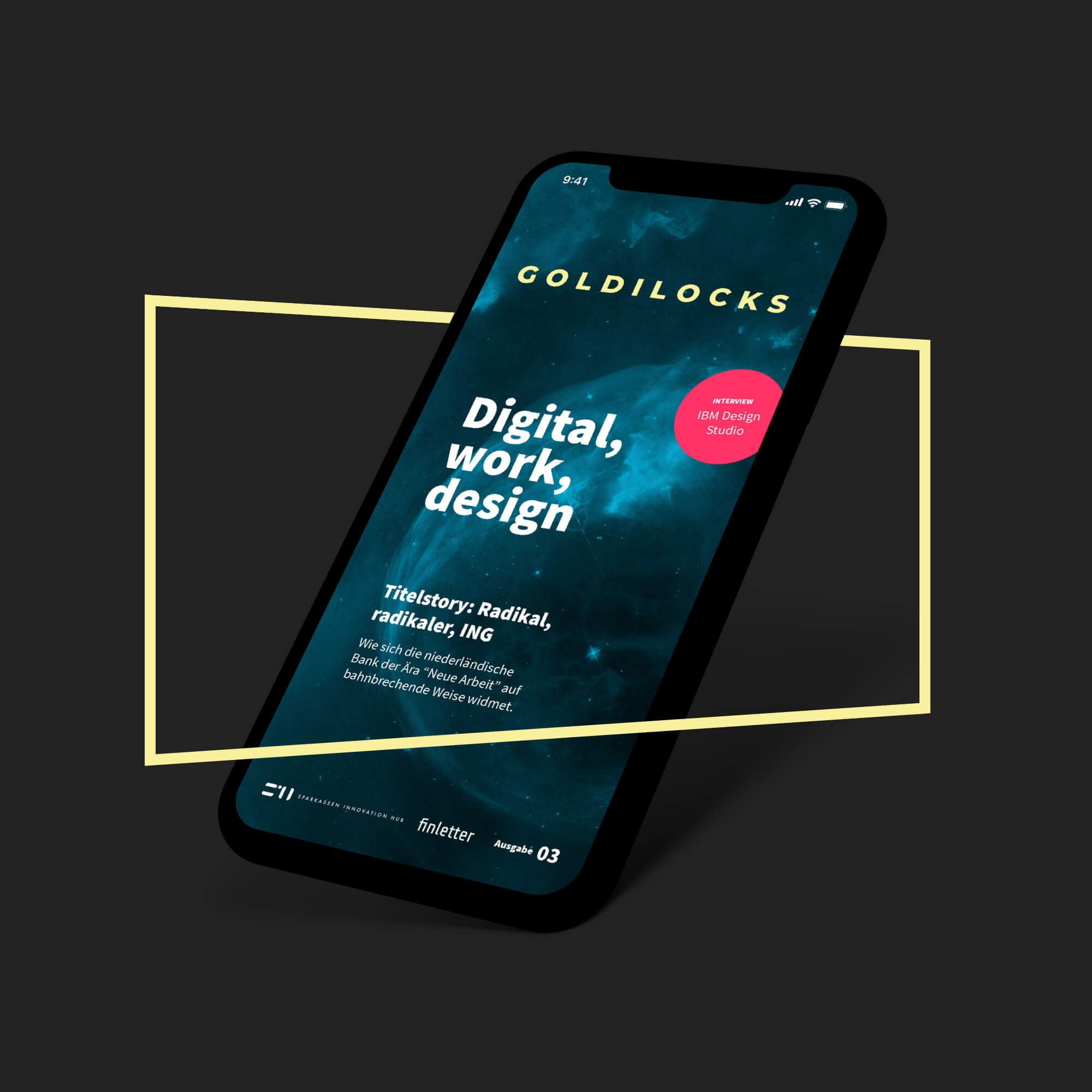DIGITAL-MAGAZIN DES S-HUB