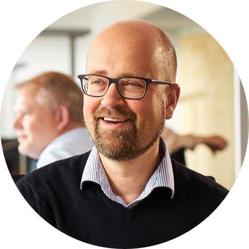 JENS RIEKEN<br /> Leiter Sparkassen Innovation Hub