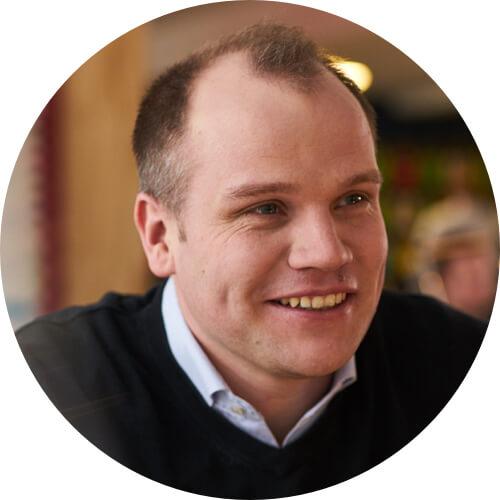 MARTIN SCHAFFRANSKI<br /> Leiter Sparkassen Innovation Hub