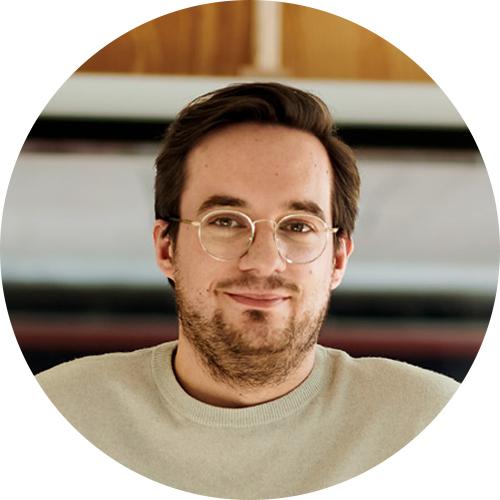 JANOSCH KRUG<br /> Leiter Sparkassen Innovation Hub