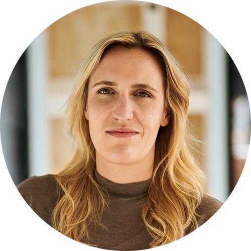 MILENA ROTTENSTEINER<br /> Leiterin Sparkassen Innovation Hub
